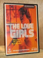 The Love Girls DVD CINEMA EPOCH grindhouse sexploitation collection straight NEW