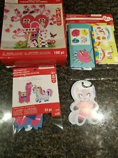 Creatology Valentine's Day Kits & Tree house, felt kit, tattoo cards  Crafts