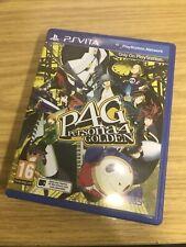 P4G persona 4 GOLDEN Sony Playstation PS Vita