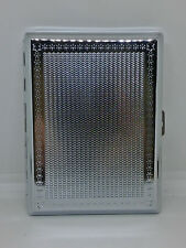 KSI Metal Mesh Frame Design Strong Box 100s Size Cigarette Case