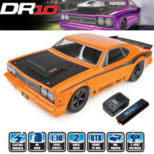 Associated 70025C 1/10 Dr10 Drag Race Brushless On-Road 2Wd Car Rtr Orange
