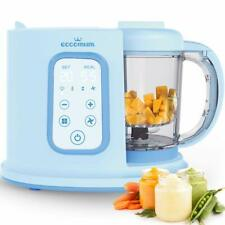Baby Food Maker Eccomum Baby Food Processor Multi-Function Cooker and Blender to