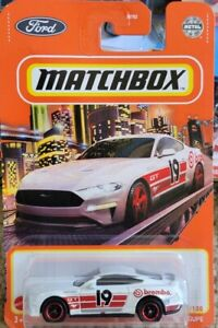 NEW 2021 MATCHBOX 2019 FORD MUSTANG COUPE GT #82/100 BREMBO '19