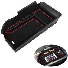 Car Center Console Armrest Storage Box Tray Organizer For 2018 Toyota Camry