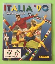 VINTAGE PANINI ALBUM FIFA WORLD CUP ITALIA ITALY 1990 OFFICIAL REPRINT