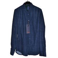GANESH Chemise Coton Velours Extra Doux S Small Fine Corduroy Shirt Cords