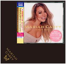 JAPAN ONLY BLU SPEC DELUXE CD+ PROMO HANDKERCHIEF! MARIAH CAREY JAPAN BEST 2018