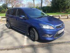 Ford Focus Titanium Estate 1.8tdci (Zetec S Kit)