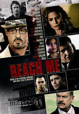 Reach Me (DVD, 2014, Widescreen) Brand New w/Slip Cover ~~Sylvester Stallone