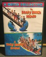 The Brady Bunch 2-Movie Collection DVD