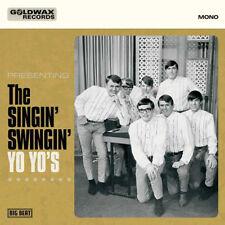 60's Garage & Soul EP the Singin Swingin Yo Yo's EP Hi Heel Sneakers +3 Goldwax