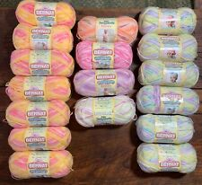 Bernat Baby Jaquards Yarn*6 Colors To Pick From *3.5 oz. Skeins *Sold Per Skein