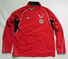 Hannover 96 Training ZIP Sweat Top Under Armour  Die Roten adult SIZE L