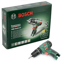 Bosch PSB 10,8 LI-2 Li Ion Akkuschrauber Schlagbohrschrauber - ohne Akku