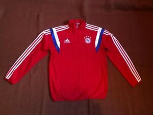 Sweat training football adidas polaire bayern munich
