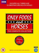 Only Fools and Horses Series 1 to 7 Complete Collection DVD