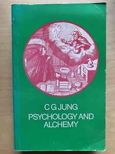 Psychology and Alchemy (C.G. Jung) Paperback Book