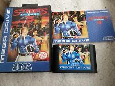 Streets Of Rage 3  - Sega Mega Drive