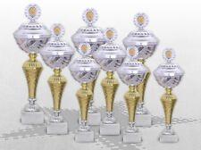 8er Pokalserie Pokale StarLight mit Gravur günstige preiswerte Pokale kaufen