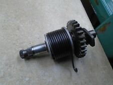 Yamaha G7 80 Scrambler G7S G7-S Used Engine Kickstarter Spindle Shaft 1972 YB181