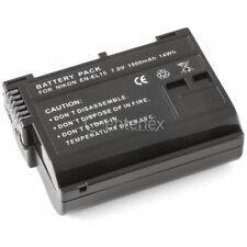 Decoded Battery for Nikon EN-EL15 D7000 D800E D800 MB-D12 MB-D11 GRIP 1 V1 1V1