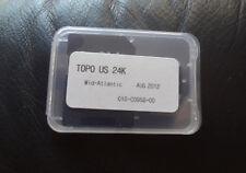 Garmin Topo Us 24K Mid-Atlantic maps - on micro sd 010-C0958-00