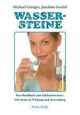 Wassersteine: Das Praxisbuch zum Edelsteinwasser.100 Ste...   Buch   Zustand gut