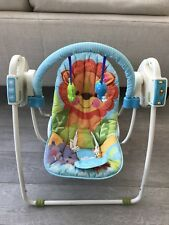 Fisher Price Precious Planet Musical Baby Swing Chair