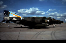 Original colour slide RF-4E Phantom II spcl. 7519 of 348 MTA Greek Air Force
