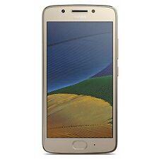 Motorola Moto G5 XT1670 32GB Unlocked GSM Phone w/ 13MP Camera - Fine Gold