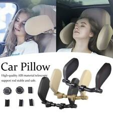 Car Neck Pillow Support Head Seat Rest Nap Side Cushion Pad Travel Headrest