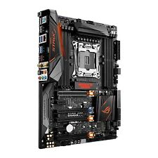 Asus ROG STRIX Intel X99 RGB LED GAMING ATX Motherboard (STRIX X99 GAMING)