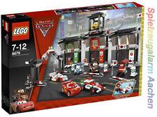 LEGO 8679 Disney Pixar Cars 2 Race in Tokyo International Circuit Exclusive
