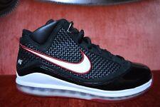 new product 56ed5 95e1b NEW Nike Air Lebron 7 VII Jordan Hero Woven PE SAMPLE Size 11 Heroes Pack