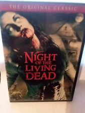 Night of the Living Dead (DVD, 2012) Very Good Used!!