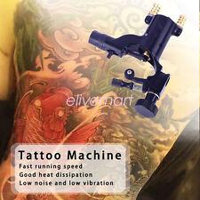 Rotary Tattoo Machine Shader And Liner Assorted Tatoo Motor Gun Kit Black Color