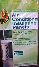 Duck Brand Air Conditioner Insulating Panels 18 inch x 9 inch x 7/8 inch 1286294