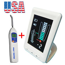 Us Dental Endodontic Apex Locator Finder Root Canal Color Lcd Pulp Tester Nerve