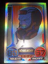 Hero Attax 2014 Rainbow-Foil-Karte Nr.9 M.O.D.O.K. Sammelkarte