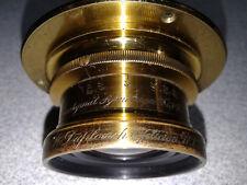 Verax Anastigmat Symétrique F6.8 F180M/M N°2736 H. Duplouich Opticien