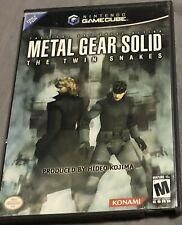 Metal Gear Solid The Twin Snakes (Nintendo Gamecube)