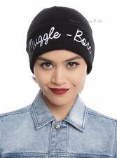 New Harry Potter Hogwarts Muggle Born Beanie Knit Hat Cap