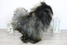 Real Natural Icelandic SHEEPSKIN RUG Fur Throw Genuine Sheep Skin Ivory #sheb53