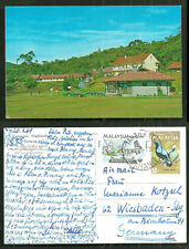 Cameron Highlands Hotel Pahang Malaysia 2 stamps 1969