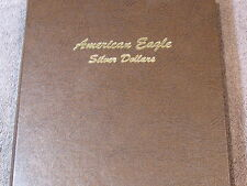 SILVER EAGLES-COMPLETE SET 1986 TO 2010-GEM BU'S -FREE SHIPPING..