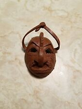 CEREMONIAL MASK-INDIAN CHEIF CHEROKEE JERONIMO JOHNNY WEST MARX ACCESSORY