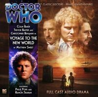 Voyage to the New World Doctor Who