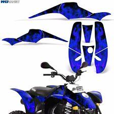 Decal Graphic Kit Polaris Scrambler 500/350 ATV Quad Wrap Part Deco 85-09 ICE U
