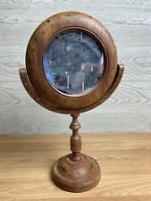 Natural Seletion Woodcrafts Handmade In India Wooden Vanity Mirror On Stand