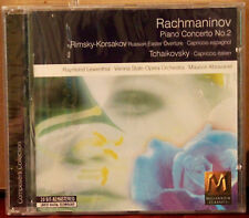 UNIVERSAL CD: Rachmaninov: Piano Conc No 2; Rimsky-K - LEWENTHAL, ABRAVANEL - SS